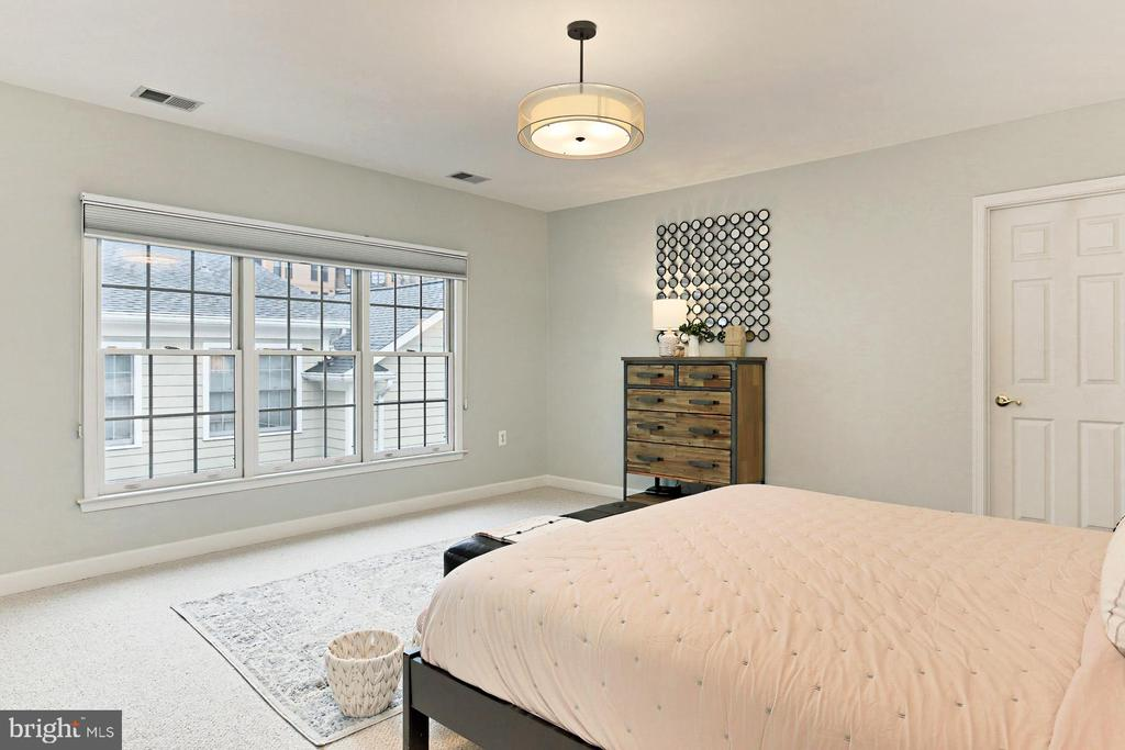 Lots of Natural Light Available in Owner Suite - 425 PARK AVE, FALLS CHURCH
