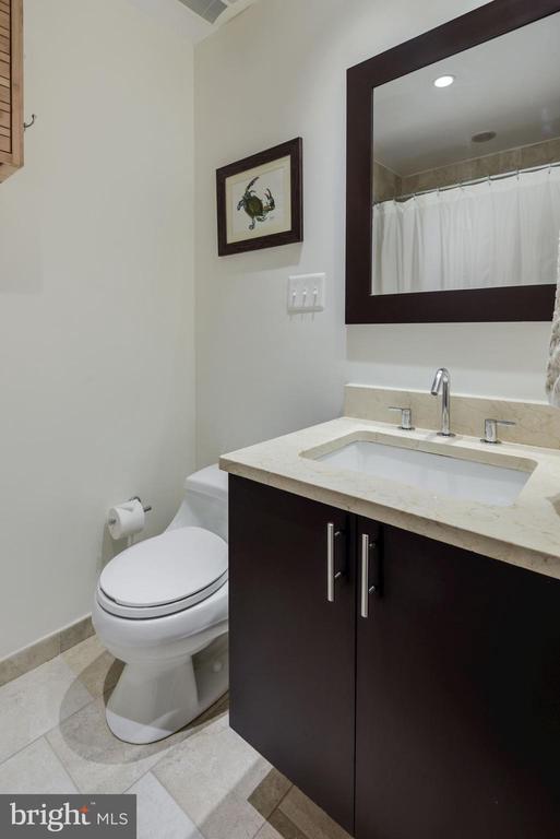 Full Bathroom #2 - Modern in Design! - 1610 BELMONT ST NW #D, WASHINGTON