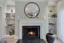 Hello Charming Wood Burning Fireplace & Built-Ins! - 1610 BELMONT ST NW #D, WASHINGTON