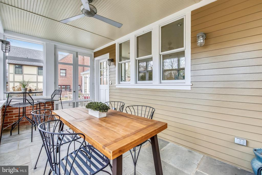 Screened in Porch - 1515 LIVE OAK DR, SILVER SPRING
