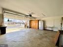 oversized garage with storage - 2 FITZHUGH CT #78-A, SILVER SPRING