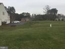 Large backyard - 12802 GLENDALE CT, FREDERICKSBURG