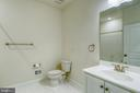 hall bath - 103 OLD OAKS CT, STAFFORD