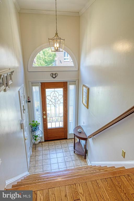 Bright Open Foyer - 10161 TURNBERRY PL, OAKTON
