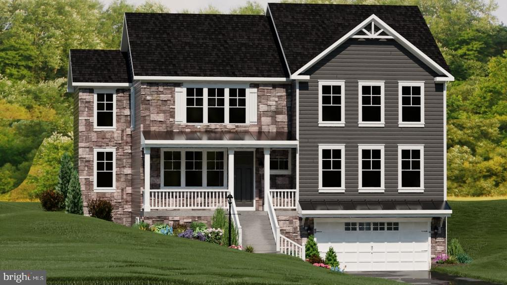 Rendering Is A Likeness - Colors Could Change - 6604 ACCIPITER DR, NEW MARKET