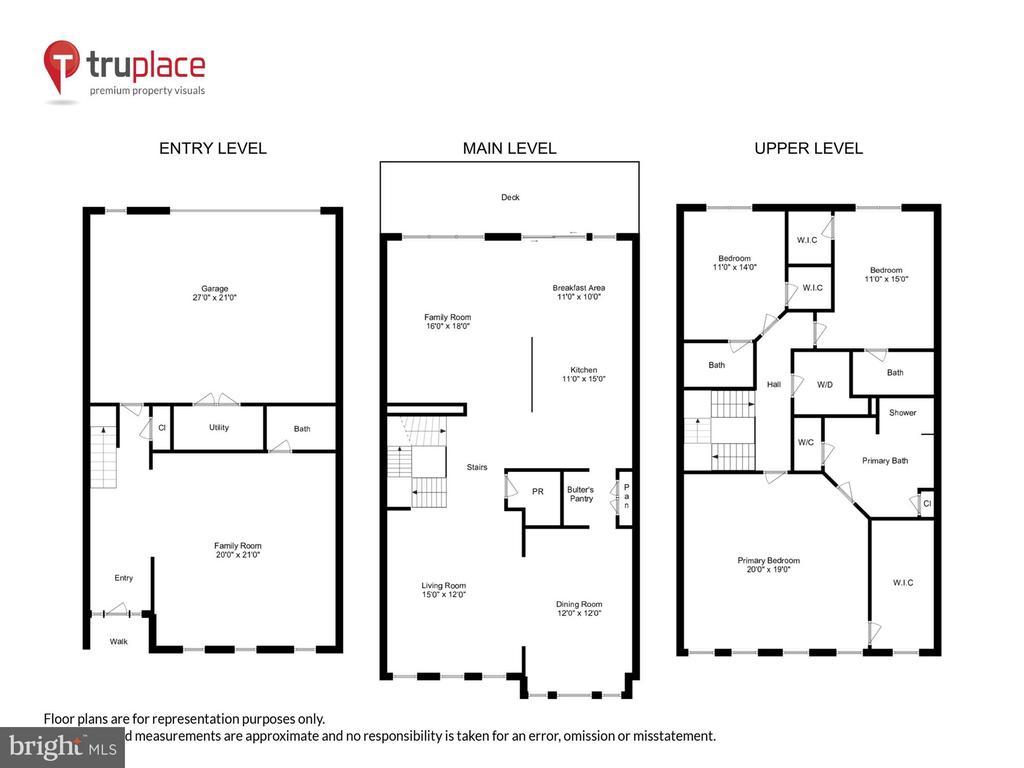 Combined floorplan - 43111 CLARENDON SQ, ASHBURN