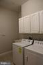Laundry room - 3705 GLEN EAGLES DR, SILVER SPRING