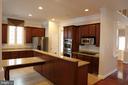 Kitchen area - 3705 GLEN EAGLES DR, SILVER SPRING