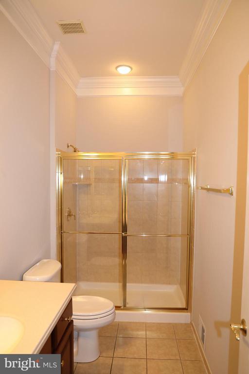 Main level full bath - 3705 GLEN EAGLES DR, SILVER SPRING