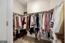 Walk-In Closet - What Dreams Are Made Of! - 6107 FAIRVIEW FARM DR #403, ALEXANDRIA