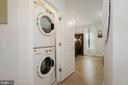 Washer & Dryer in the Home! - 6107 FAIRVIEW FARM DR #403, ALEXANDRIA