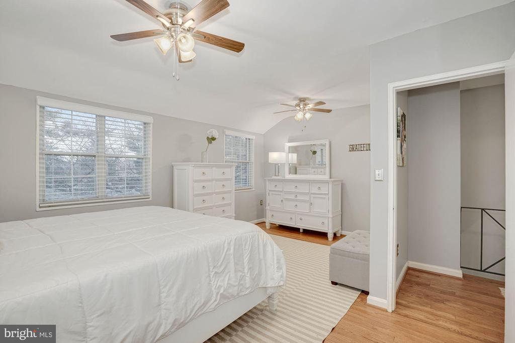 Primary Bedroom - Light, Bright, Airy, & Spacious! - 3833 JAY AVE, ALEXANDRIA
