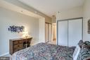 second bedroom - 3100 N LEISURE WORLD BLVD #203, SILVER SPRING