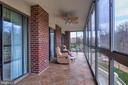 3 rooms walk out to enclosed porch - 3100 N LEISURE WORLD BLVD #203, SILVER SPRING
