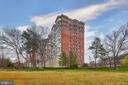 Gorgeous grounds - 3100 N LEISURE WORLD BLVD #203, SILVER SPRING