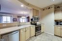 Huge open kitchen - 3100 N LEISURE WORLD BLVD #203, SILVER SPRING