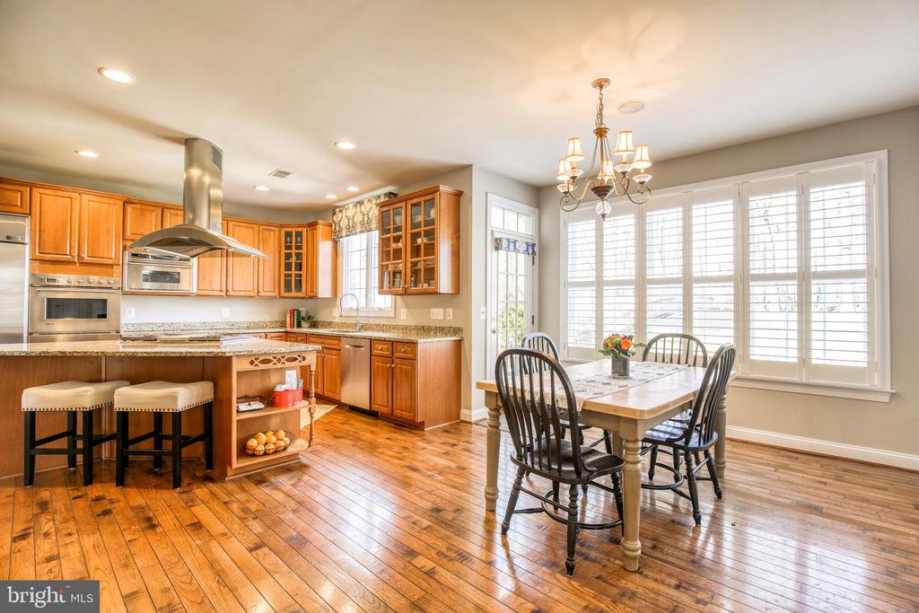 The hub of the house - 43094 ROCKY RIDGE CT, LEESBURG