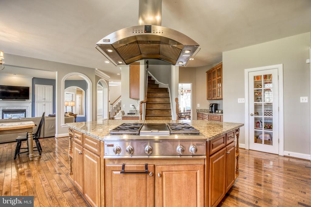 Gourmet appliance - 43094 ROCKY RIDGE CT, LEESBURG