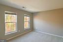 1 of 3 guest rooms - 1110 HEARTHSTONE DR, FREDERICKSBURG