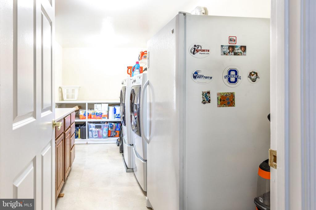 Laundry Room - 9941 CORSICA ST, VIENNA
