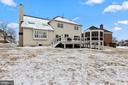 Spacious backyard with Deck and Gazebo - 20004 HAZELTINE PL, ASHBURN