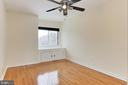 3rd spacious Bedroom with golf course view! - 2071 WETHERSFIELD CT, RESTON