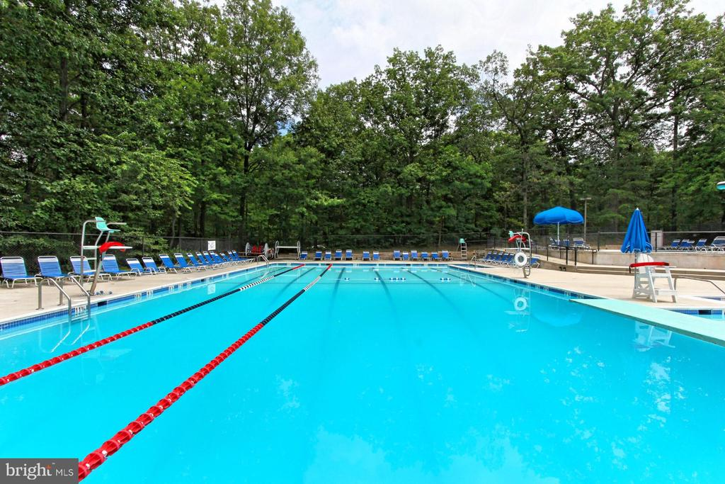 1 of 15 community pools! - 2071 WETHERSFIELD CT, RESTON