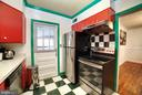 Diner Themed Kitchen. Main Level. View 2 - 701 N GEORGE MASON DR, ARLINGTON