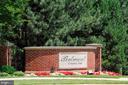 Belmont Country Club entry - 20004 HAZELTINE PL, ASHBURN
