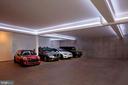 6-car garage - 3131 CHAIN BRIDGE RD NW, WASHINGTON