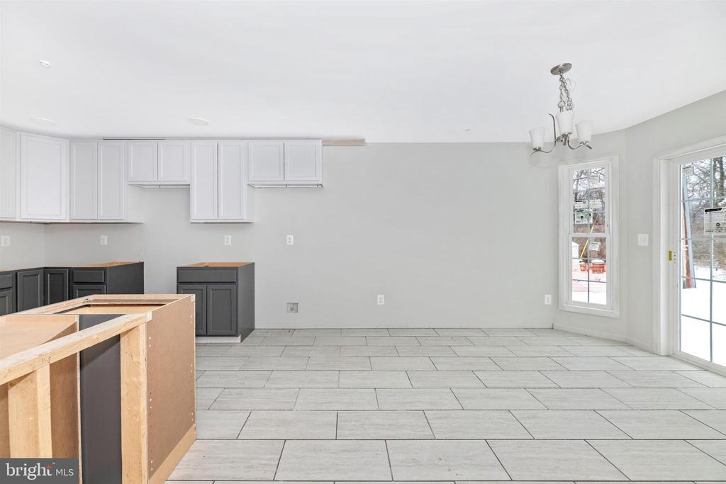 Kitchen - 13 CLARK AVE, THURMONT