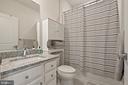 Upper Level Hall Full Bathroom - 1614 ROCKY SHALE TER SE, LEESBURG