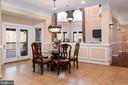 Large Eat In Kitchen - 6500 BRIARCROFT ST, CLIFTON