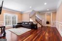 Loft Area - 6500 BRIARCROFT ST, CLIFTON