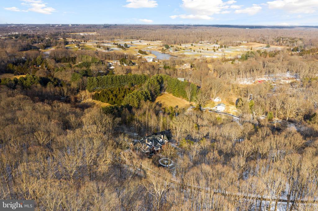 Overhead View - 6500 BRIARCROFT ST, CLIFTON