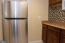Basement kitchenette - 1007 YOUNG AVE, HERNDON
