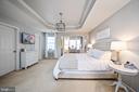 Master Bedroom with Sitting Area - 2140 IDLEWILD BLVD, FREDERICKSBURG