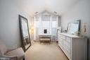 Sitting Area in Master Bedroom - 2140 IDLEWILD BLVD, FREDERICKSBURG