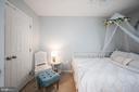 Bedroom 2 - 2140 IDLEWILD BLVD, FREDERICKSBURG