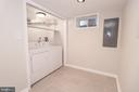 Washer/Dryer Space - 5109 11TH ST S, ARLINGTON