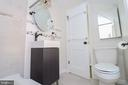 Gorgeous tile top level bath - 5109 11TH ST S, ARLINGTON