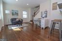 Great hardwood floors throughout - 5109 11TH ST S, ARLINGTON