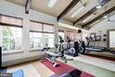 Clubhouse- gym quality equipment for you to enjoy! - 12954 CENTRE PARK CIR #304, HERNDON