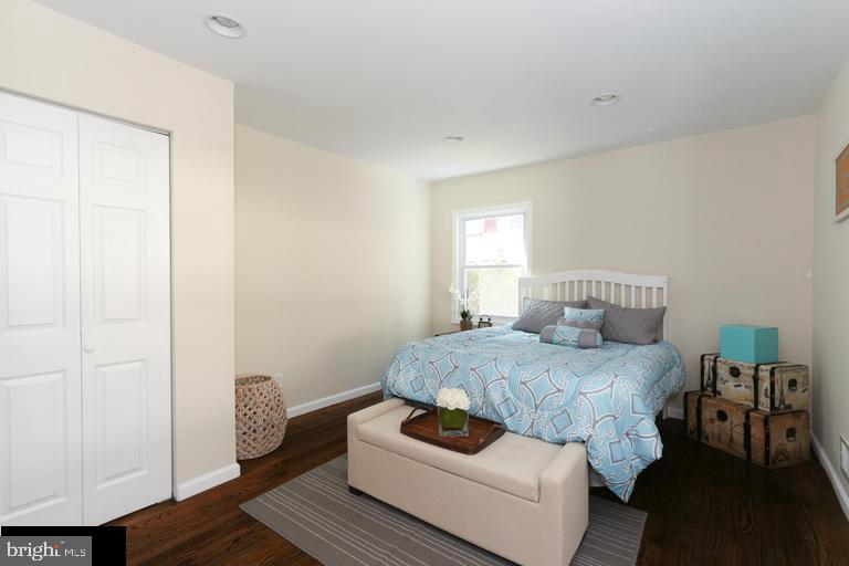 Addition can main level  bedroom w/ bath - 5109 11TH ST S, ARLINGTON