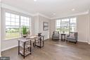 LivingRoom with included Windows - 6625 ACCIPITER DR, NEW MARKET