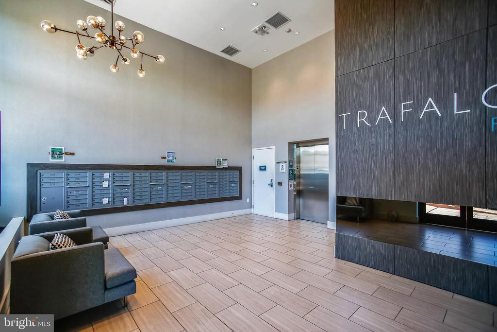 Lobby and Mail Room - 989 S BUCHANAN ST #401, ARLINGTON
