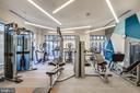 Exercise Facility - 989 S BUCHANAN ST #401, ARLINGTON