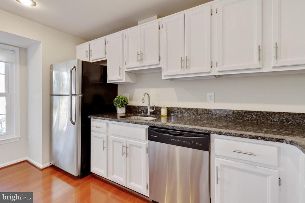 Kitchen - 6625 BRIARLEIGH WAY, ALEXANDRIA