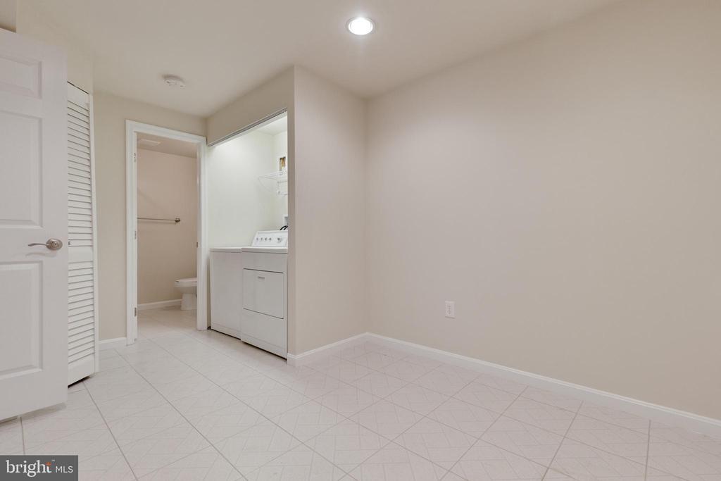 Storage/Laundry Room - 6625 BRIARLEIGH WAY, ALEXANDRIA