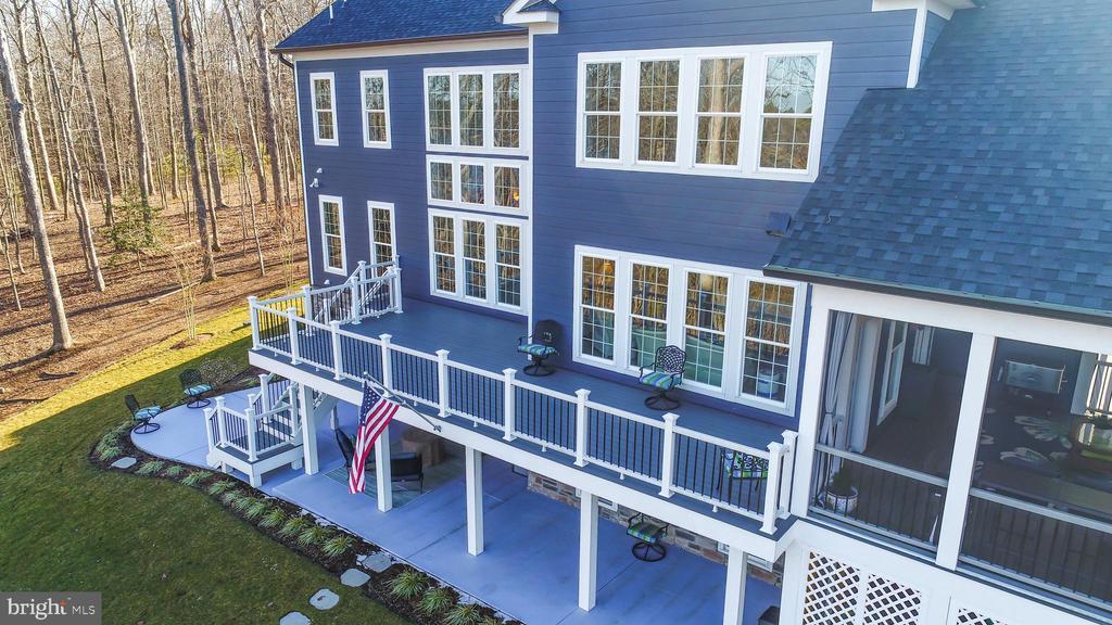Decks, Screen porch & Patios for Outdoor Fun!!! - 11217 PRESWICK LN, SPOTSYLVANIA